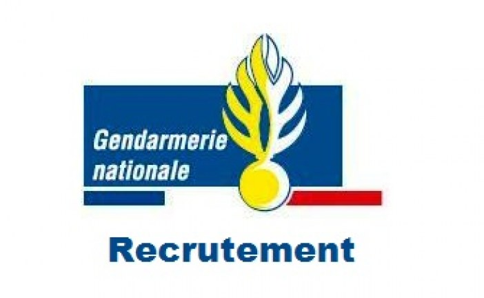 La Gendarmerie nationale recrute