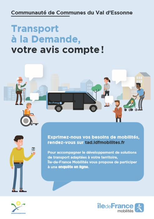 Transport à la demande – MobiVal