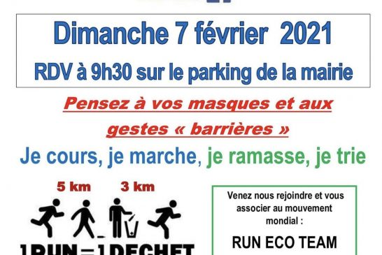 RUN ECO FEVRIER 2021