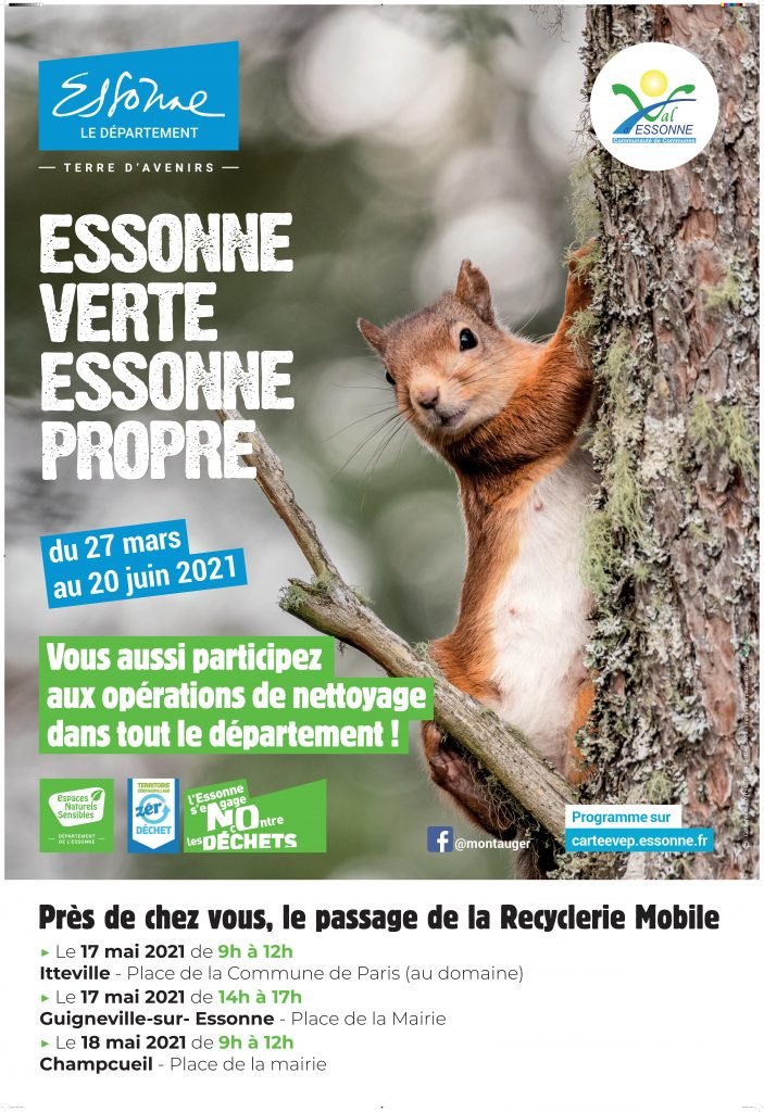 RECYCLERIE MOBILE : 18 MAI